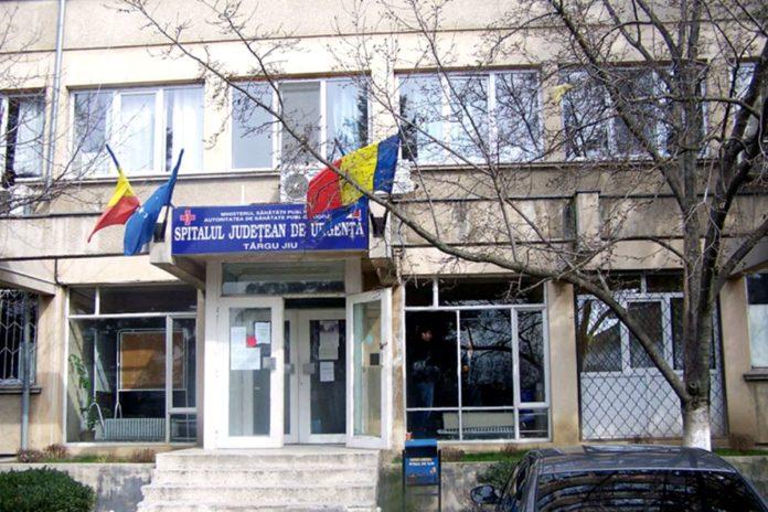 Femeie cu fractură la picior, externată ca sănătoasă din Spitalul Județean din Târgu Jiu
