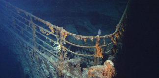 Epava pachebotului Titanic, protejată de SUA și Marea Britanie