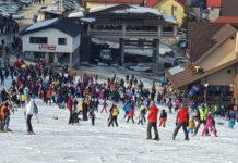 Mii de turiști, la Rânca