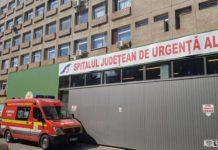 Un bărbat de 38 de ani a murit în timp ce era la urgenţa Spitalului Judeţean Alba Iulia