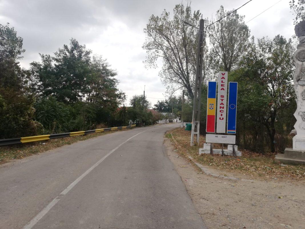 Modernizarea unui tronson cu lungimea de peste 12 kilometri din drumul 561B Segarcea – Zăval