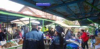 Acţiuni ale poliţiei împotriva comerţului ilicit