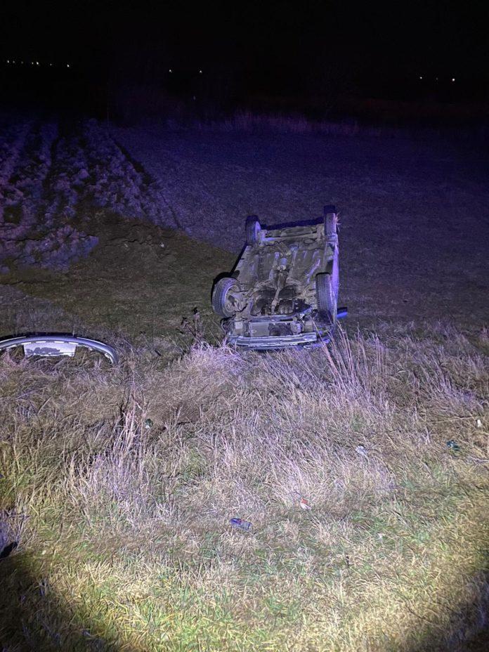 O şoferiţă băută a provocat un grav accident