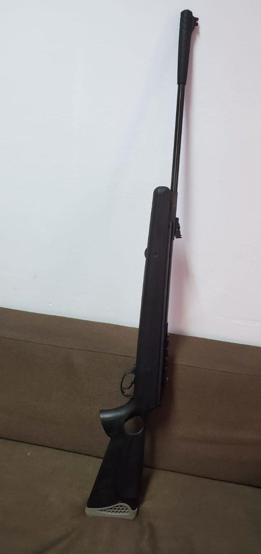 Arma a fost găsită la percheziţii