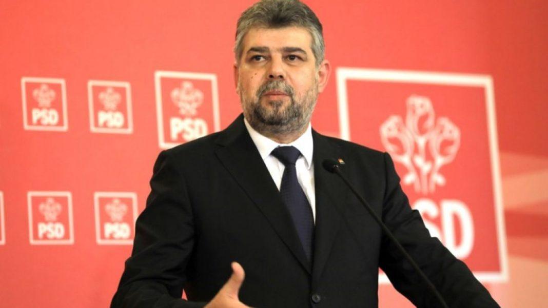 Ciolacu: Pe 17 august PSD va depune moțiunea de cenzură. E timpul să plecați acasă sau la pușcărie