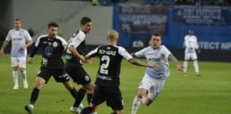 Alex Cicâldău a făcut un meci excelent contra lui Gaz Metan Mediaş (Foto: Alex Vîrtosu)