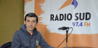 "Daniel Mogoşanu, la ""Repriza de Sud"" (Foto: Alex Vîrtosu)"