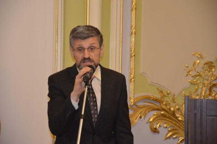 Leonard Geo-Mănescu, noul preşedinte al Senatului Universităţii din Craiova