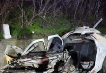 Una dintre victimele accidentului mortal de la Balș, cunoscut consumator de droguri