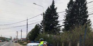 Poliţiştii doljeni au stabilit că şoferul băuse înainte de a se urca la volan