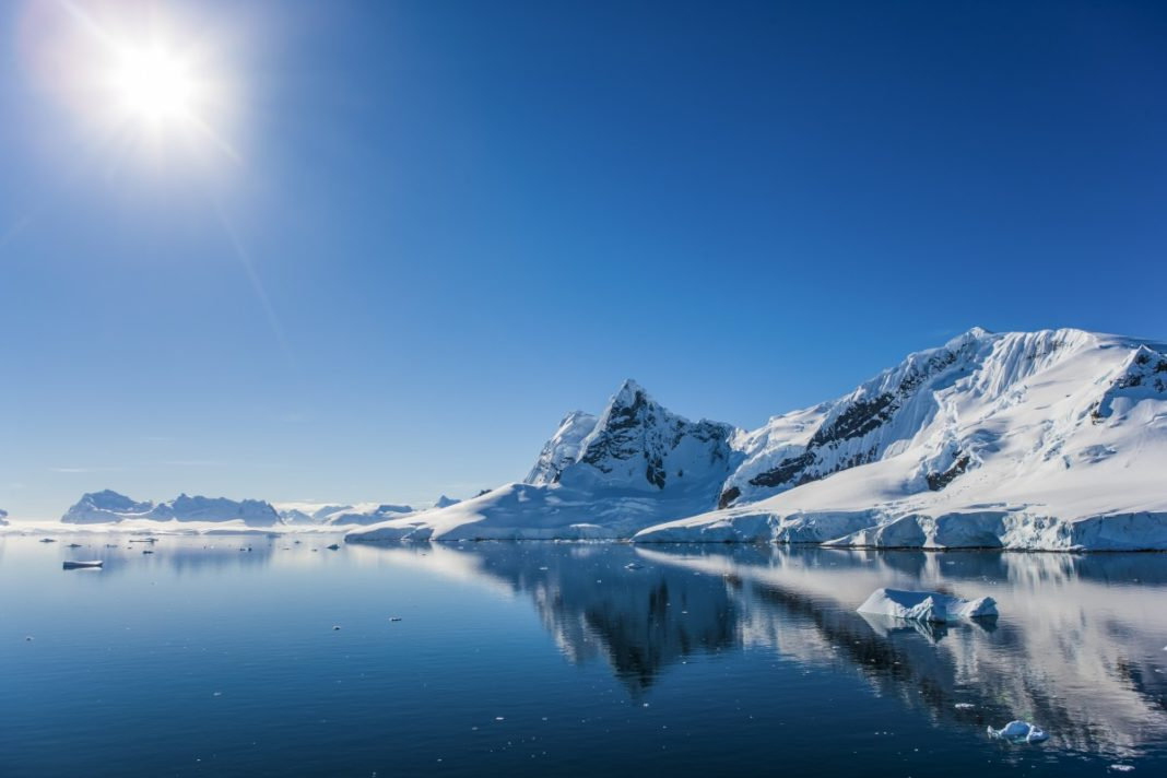 Record absolut de temperatură în Antarctica