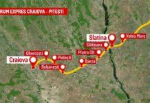Drumul expres Craiova - Pitești: Interes mare din partea constructorilor din Turcia și din China pentru tronsoanele 3 și 4
