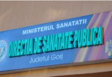 Direcția de Sănătate Publică Gorj a anunţat decesul