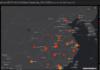 Epidemia de coronavirus a ajuns în 50 de țări