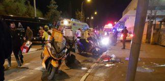 14 persoane rănite, în urma unui atac la Ierusalim