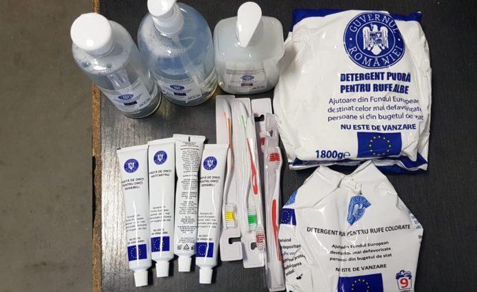 Vâlcea: Produsele de igienă oferite în cadrul POAD vor fi date şi unor persoane cu handicap
