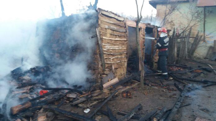 Pompierii au acţionat la 124 situaţii de urgenţă