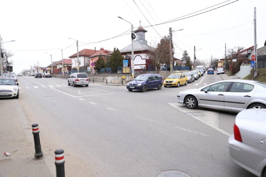 Semafoare în patru intersecții aglomerate din Craiova. Primăria studiază amplasarea de semafoare la intersecţia străzilor Bariera Vâlcii cu Toamnei