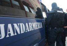Poliţist fals, prins de jandarmi