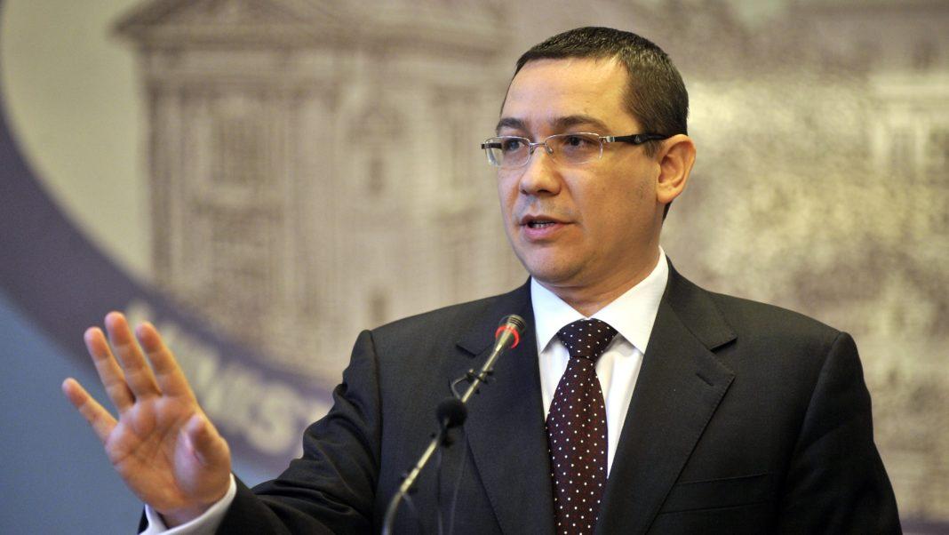 Victor Ponta: Ordonanța pe sănătate, adoptată de Guvernul Orban, nu are avizul Consiliului Legislativ