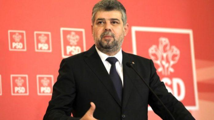Ciolacu a anunțat oficial că PSD boicotează votul de învestire a Guvernului Orban II