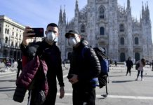 Niciun român din Italia nu e suspect de coronavirus