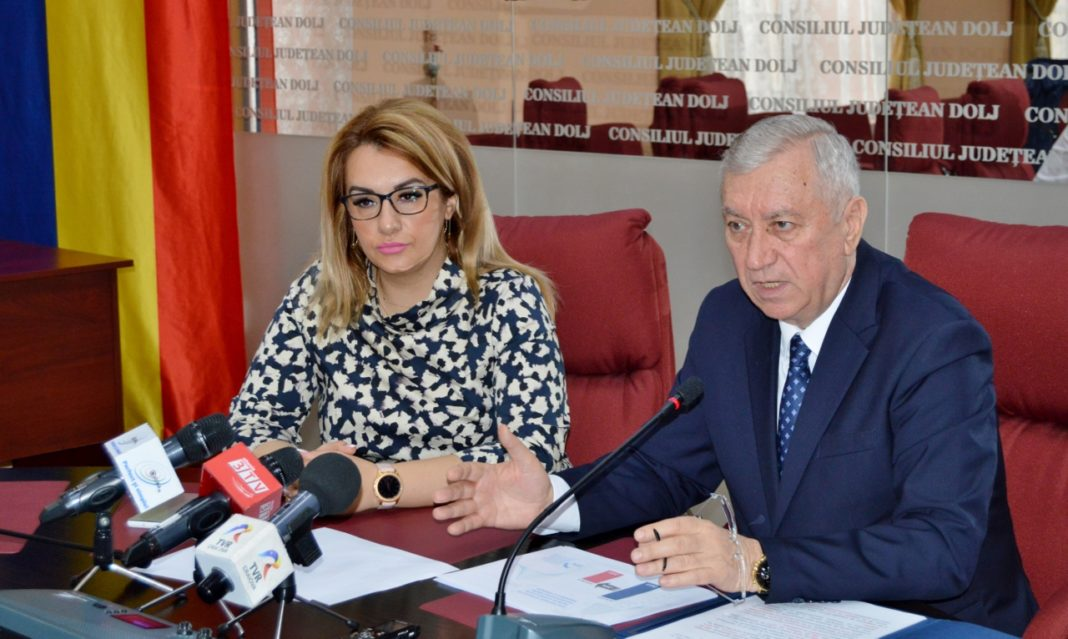 Preşedintele CJ Dolj, Ion Prioteasa, a prezentat bugetul judeţului pe anul 2020