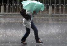 Meteorologii au emis cod galben de vreme rea. Rafale de vânt cu viteze de peste 100km /h