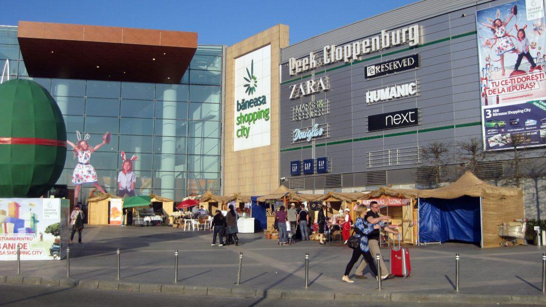 Băneasa Shopping City își întrerupe activitatea începând de luni