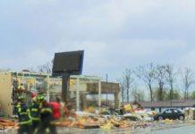 O tornadă a lovit Arkansas, rănind 22 de persoane