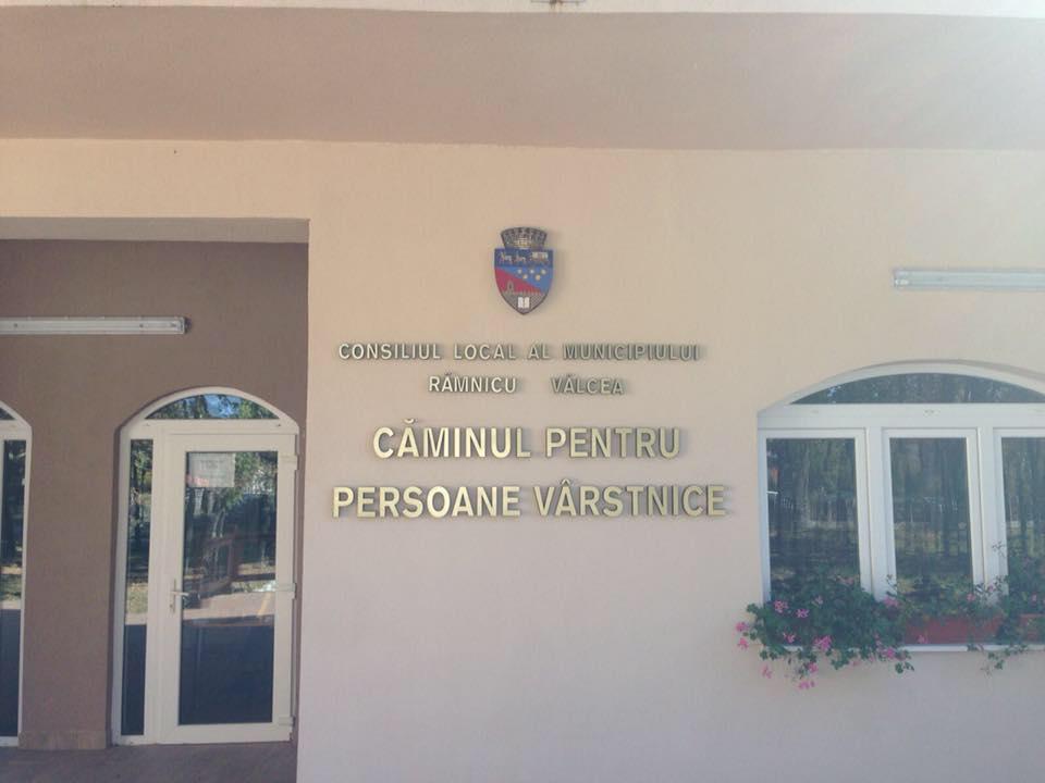 Persoanele din Căminul pentru Persoane Vârstnice Râmnicu Vâlcea se vor lua acasă de către aparţinători