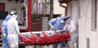 Al şaselea deces înregistrat în România