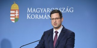 Gergely Gulyás, șeful de cabinet al premierului ungar, a anuţat stare de urgenţă începând de astăzi