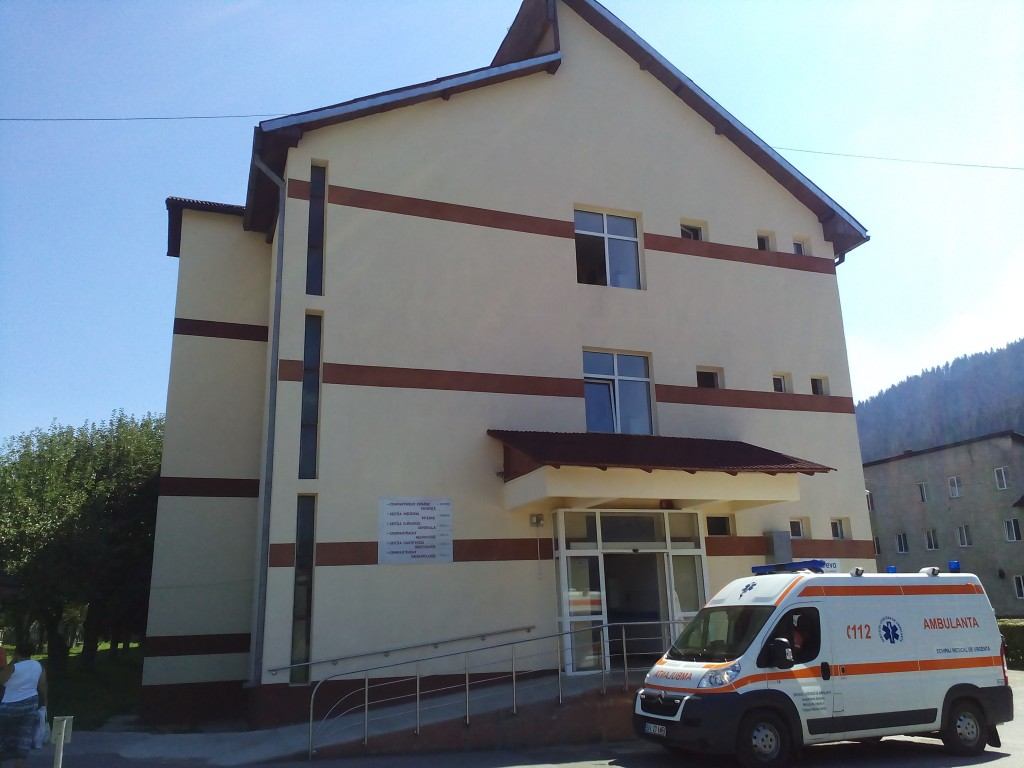 Două cadre medicale de la Spitalul din Câmpulung Moldovenesc au coronavirus