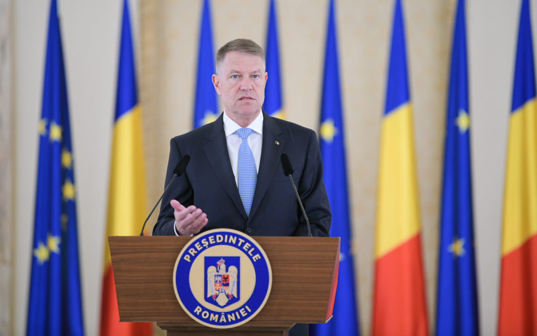 Klaus Iohannis: Avem șanse bune ca economia să își revină