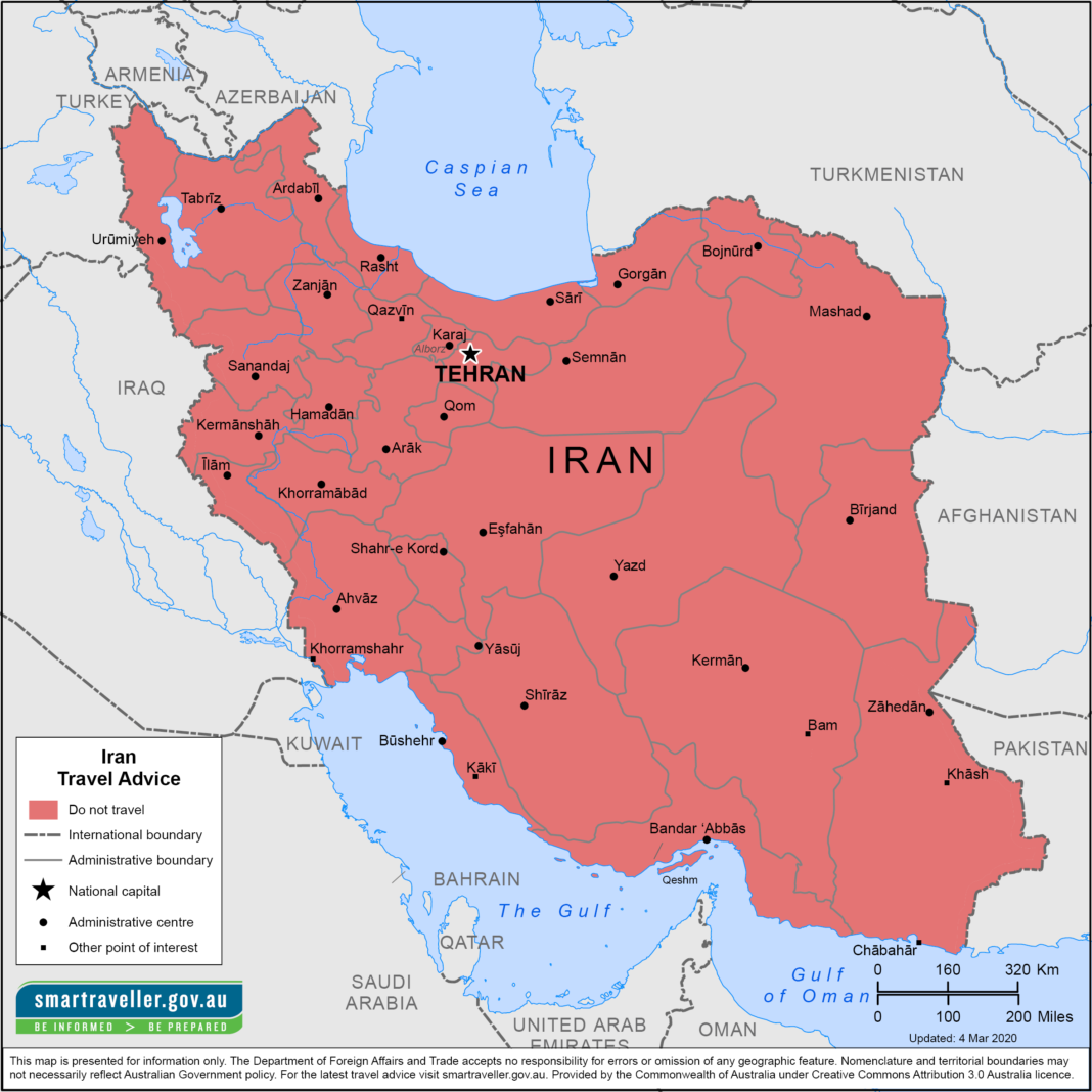 Iranul cere de urgenţă 5 miliarde de dolari de la FMI pentru a putea lupta cu coronavirusul