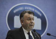 Ministrul Sănătăţii, Nelu Tătaru, a admis prezența a două focare de nou coronavirus care afectează personalul medical din Constanţa şi Braşov