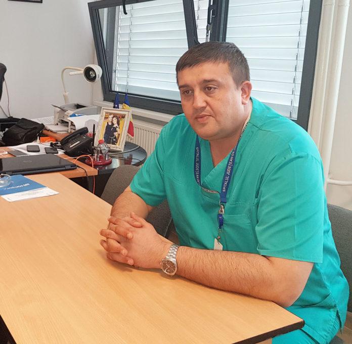 Directorul Spitalului Județean de Urgență (SJU) Vâlcea, dr. Dan Ponoran, va asigura coordonarea integrată a măsurilor ce trebuie luate