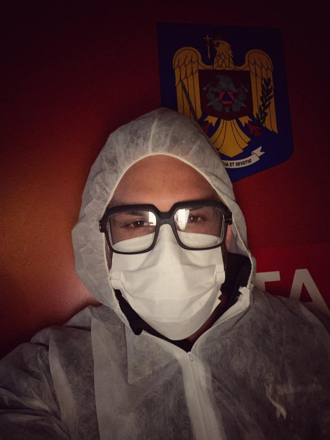 """Mărturia tristă a unui medic din Vama Nădlac: """"Nu lupţi doar cu epidemia, ci şi cu indolenţa şi nesimtirea celor care au intrat in ţară"""