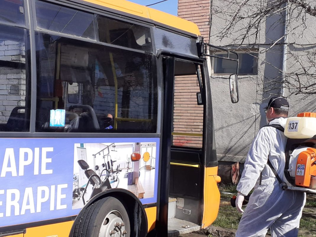 Compania de transport local din Slatina suspendă cursele și suplimentează mijloacele către zona industrială