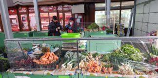 Noi măsuri pentru protejarea comercianţilor şi cumpărătorilor în pieţele craiovene