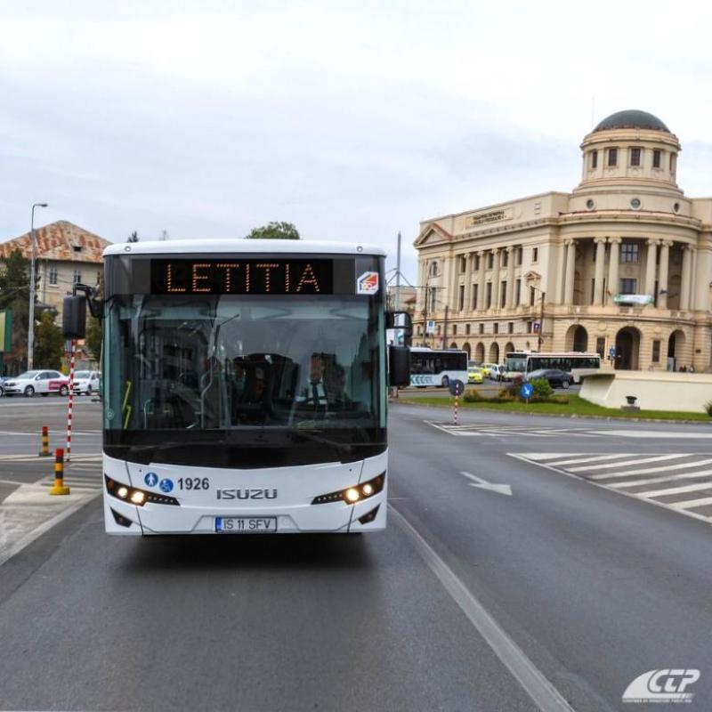 Coronavirus: Primul oraș din România care restrânge programul autobuzelor și tramvaielor