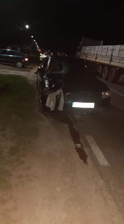 A fost prins şoferul care a accidentat mortal un pieton