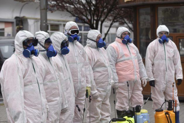 Salubritate Craiova SRL a cumpărat constat în ultima lună, prin achiziții directe, dezinfectanți și echipamente de protecție