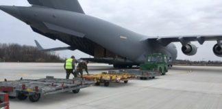 Cele 45 de tone de echipamente medicale au aterizat pe Aeroportul Otopeni