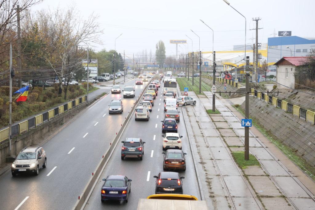 Craiova şi problema aglomeraţiei din trafic