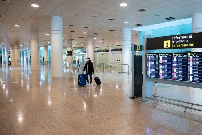 Atac cu vehicul în incinta unui terminal din Barcelona