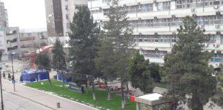 Reorganizarea Spitalului Județean de Urgență Slatina