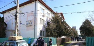 Hostelul Griffon, centrul de carantină de la Craiova