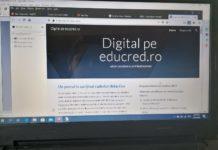 Ministerul Educației a lansat platforma Digital pentru lecții la distanță